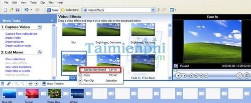 Cách tạo video từ ảnh chụp có sẵn trên máy tính, laptop 5