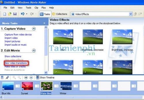 Cách tạo video từ ảnh chụp có sẵn trên máy tính, laptop 6