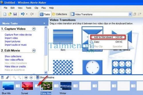 Cách tạo video từ ảnh chụp có sẵn trên máy tính, laptop 7