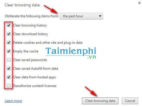 Tăng tốc Chrome, tăng tốc độ duyệt web của Google Chrome
