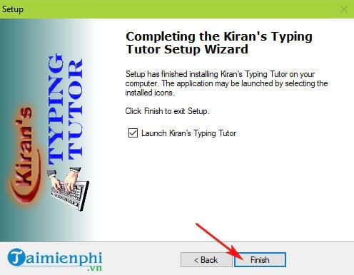How to use and use kiran s typing tutor practice 10 delicious 3