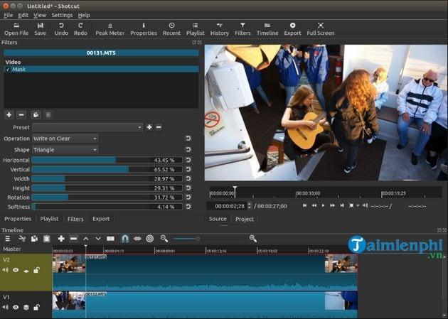 Top phần mềm biên tập Video tốt nhất 2