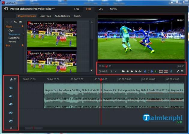 Top phần mềm biên tập Video tốt nhất 5
