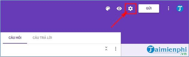 Hướng dẫn tạo Google Form chuyên nghiệp 16