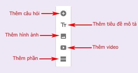 Hướng dẫn tạo Google Form chuyên nghiệp 4