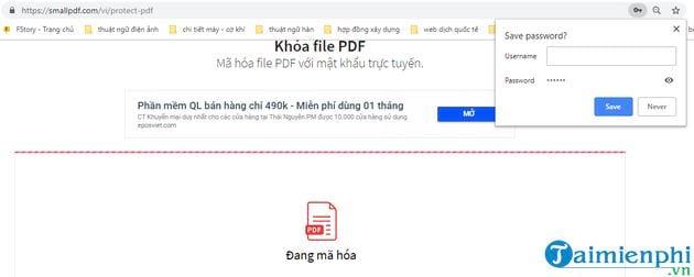 huong dan them mat khau pdf truc tuyen 7