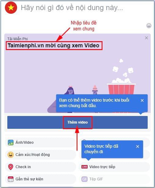 huong dan views videos on facebook 4