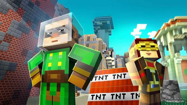 wallpapers minecraft wallpapers 11