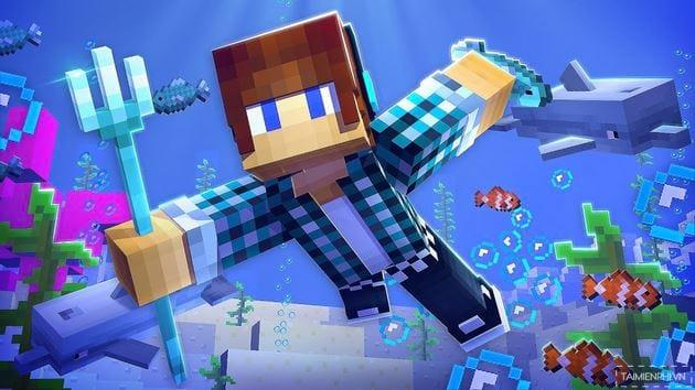 Minecraft wallpapers 12