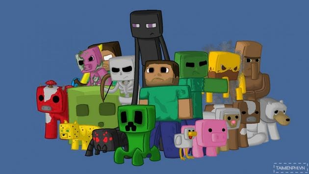 minecraft wallpapers wallpapers 10