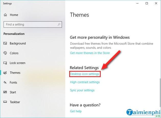 Đổi biểu tượng icon trên Windows 10 2