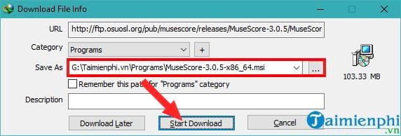 Cách tải và cài đặt MuseScore, phần mềm soạn nhạc trên máy tính