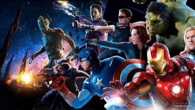 Hình nền Avengers Endgame đẹp nhất
