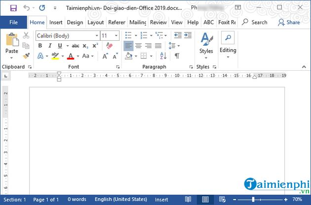 office interface management 2019 6