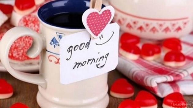Hình ảnh chúc ngày mới, chào ngày mới đẹp