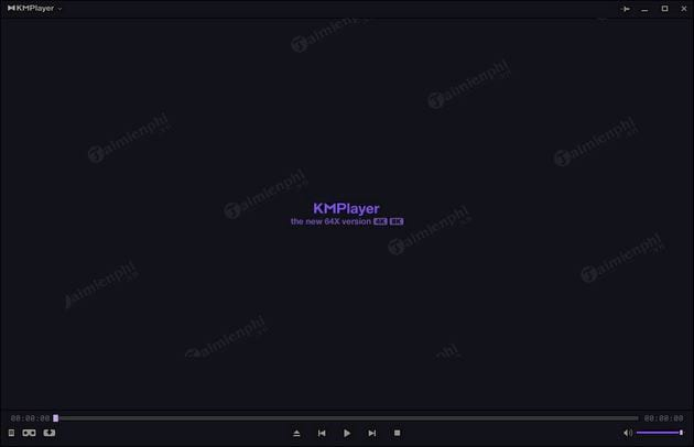 Setting and using 64x kmp to listen to music to watch movies 8