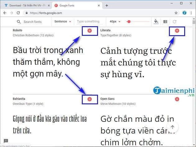 How to download google fonts on google fonts com 3