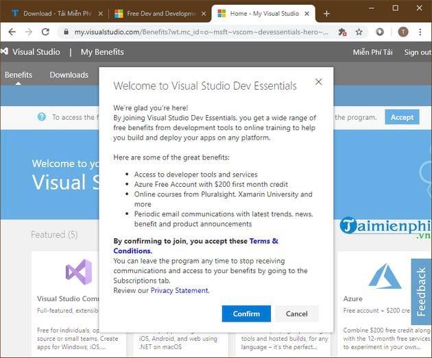 Cách đăng ký Azure, tạo tài khoản Microsoft Azure đơn giản nhất