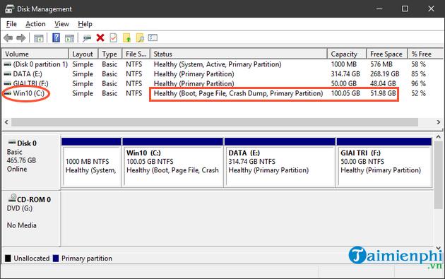 Cách cài Windows 7 bằng usb, tạo usb cài Win 7 3