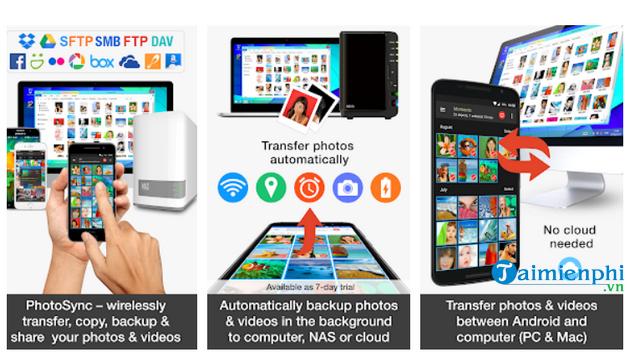 Top ứng dụng quản lý ảnh