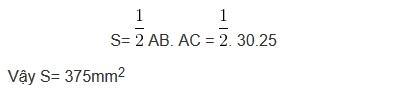 Cách tính diện tích hình chữ nhật, chu vi hình chữ nhật, công thức tính