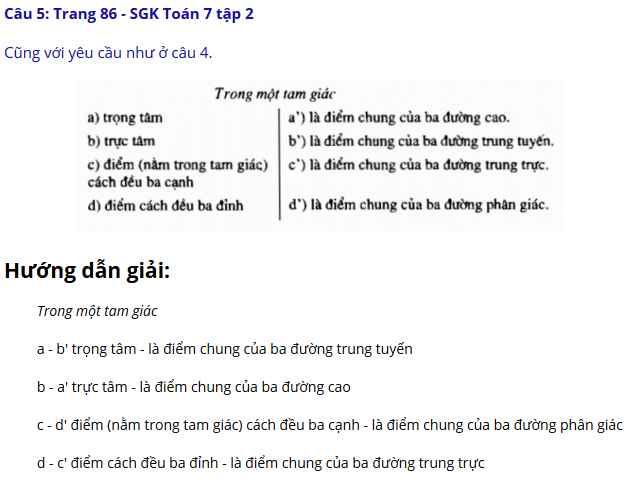 giai toan 7 trang 86 87 sgk tap 2 on tap chuong 3 phan cau hoi 6
