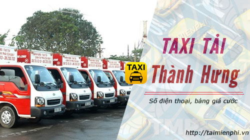 taxi tai thanh hung