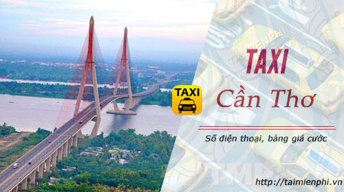 taxi can tho