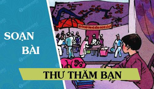 soan bai thu tham ban