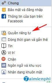 cach de khong cho nguoi khac tim thay facebook cua ban 4