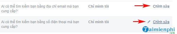 cach de khong cho nguoi khac tim thay facebook cua ban 9