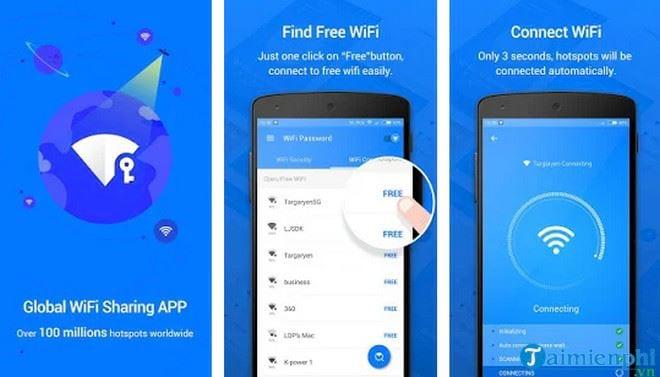 Top ứng dụng bẻ khóa Wifi trên điện thoại 3