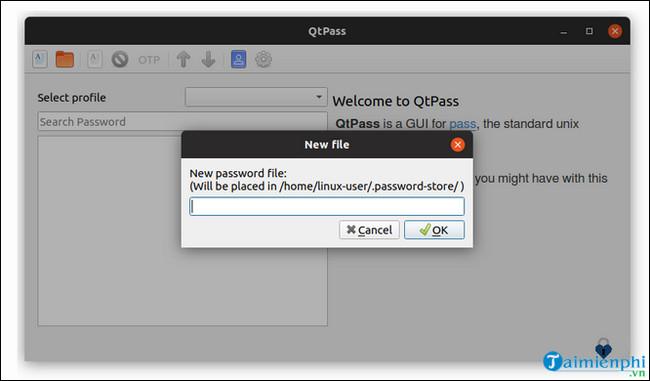 Top trình quản lý mật khẩu tốt nhất cho Linux