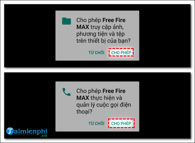 how to install free fire max apk on xiaomi phone