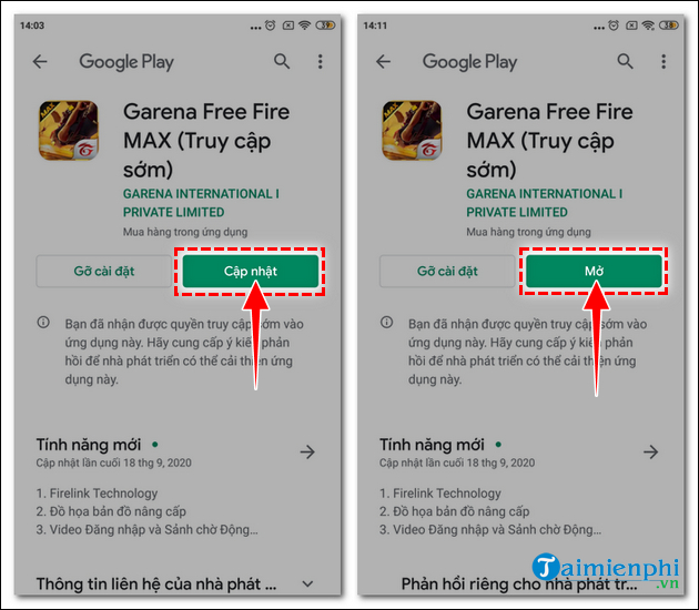 how to install free fire max apk on android 10 phone
