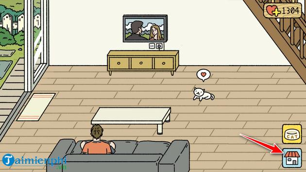 Hướng dẫn chơi game Adorable Home, game nuôi mèo 11
