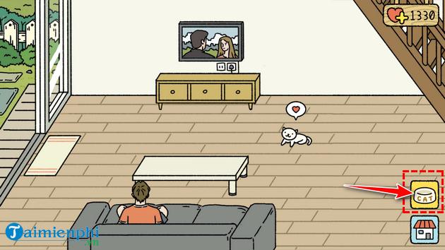 Hướng dẫn chơi game Adorable Home, game nuôi mèo 9