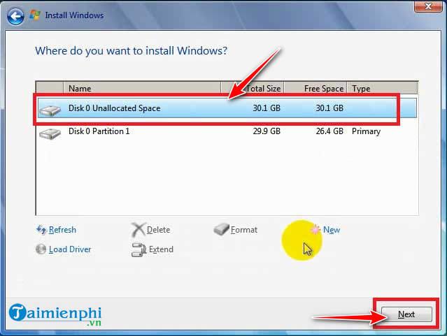 Cách cài Windows 7 bằng usb, tạo usb cài Win 7 23