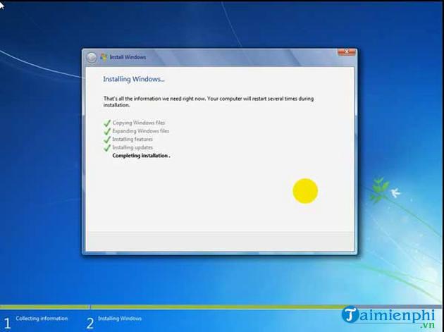 Cách cài Windows 7 bằng usb, tạo usb cài Win 7 26