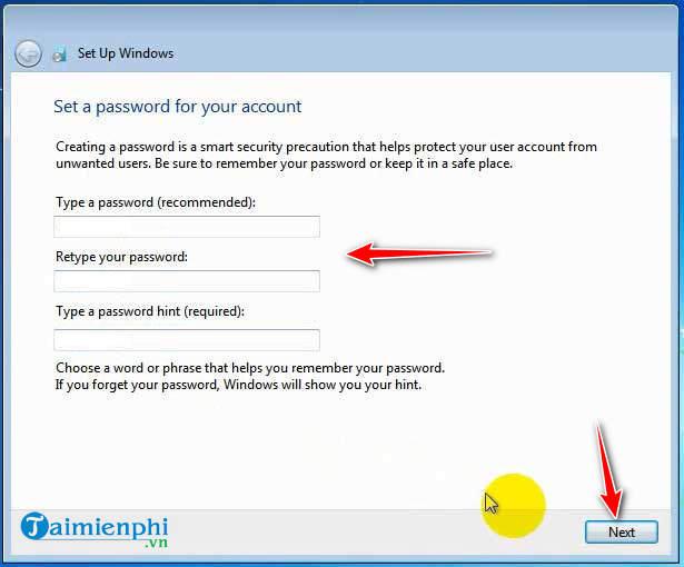 Cách cài Windows 7 bằng usb, tạo usb cài Win 7 29