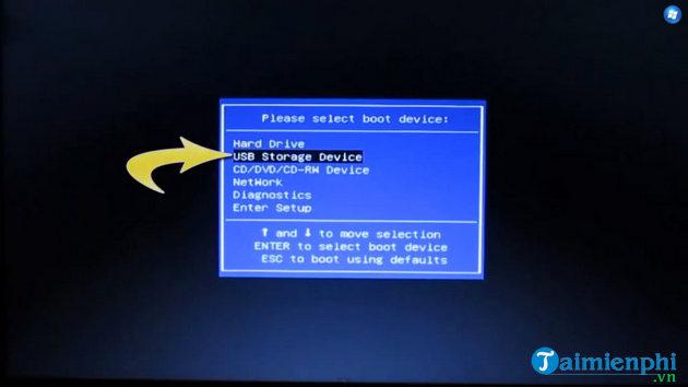 Cách cài Windows 7 bằng usb, tạo usb cài Win 7 11