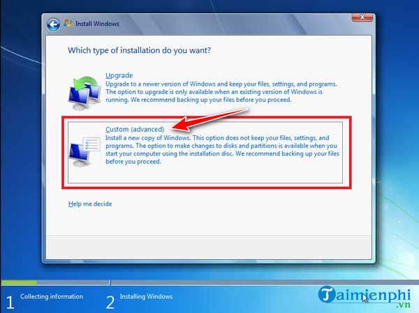 Cách cài Windows 7 bằng usb, tạo usb cài Win 7 17
