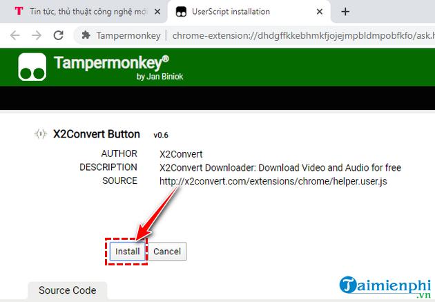 Hướng dẫn tải nhạc mp3 từ Youtube cực nhanh với x2convert 8