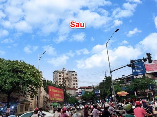 Cách thêm hiệu ứng bầu trời đẹp cho ảnh với ứng dụng Photoshop Camera