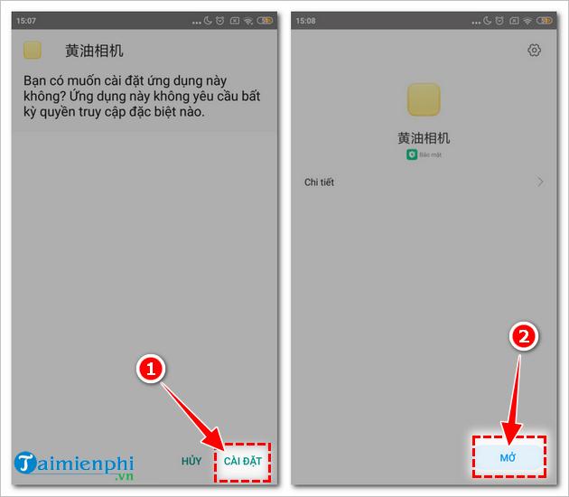 Cách tải app Huangyou chỉnh sửa ảnh trên điện thoại