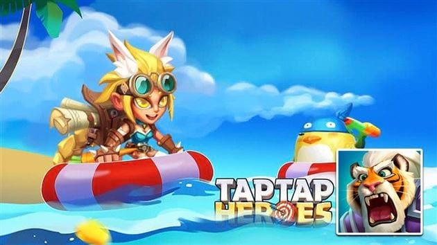 cach nhap gifcode taptap heroes