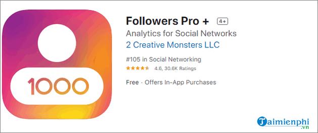 Top phần mềm tăng Follower Instagram 3
