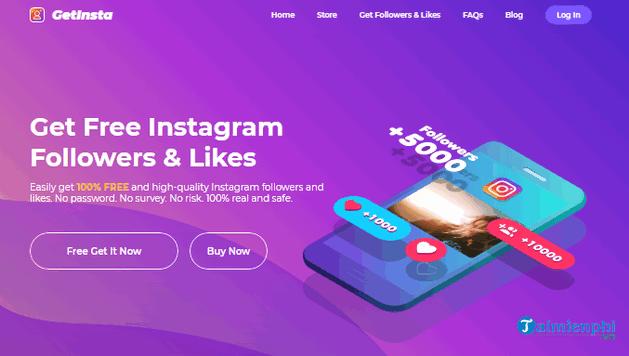 Top phần mềm tăng Follower Instagram 5