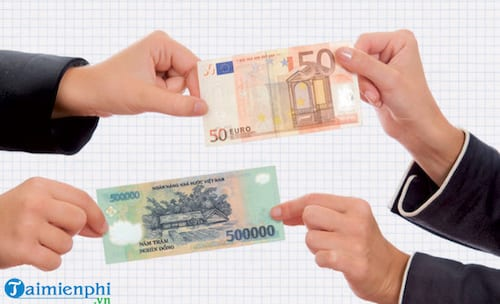 chuyen doi euro sang tien viet ty gia tien euro voi vnd