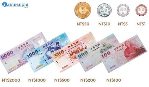 1 Đô la Đài Loan bằng bao nhiêu tiền Việt Nam, đổi TWD sang VNĐ